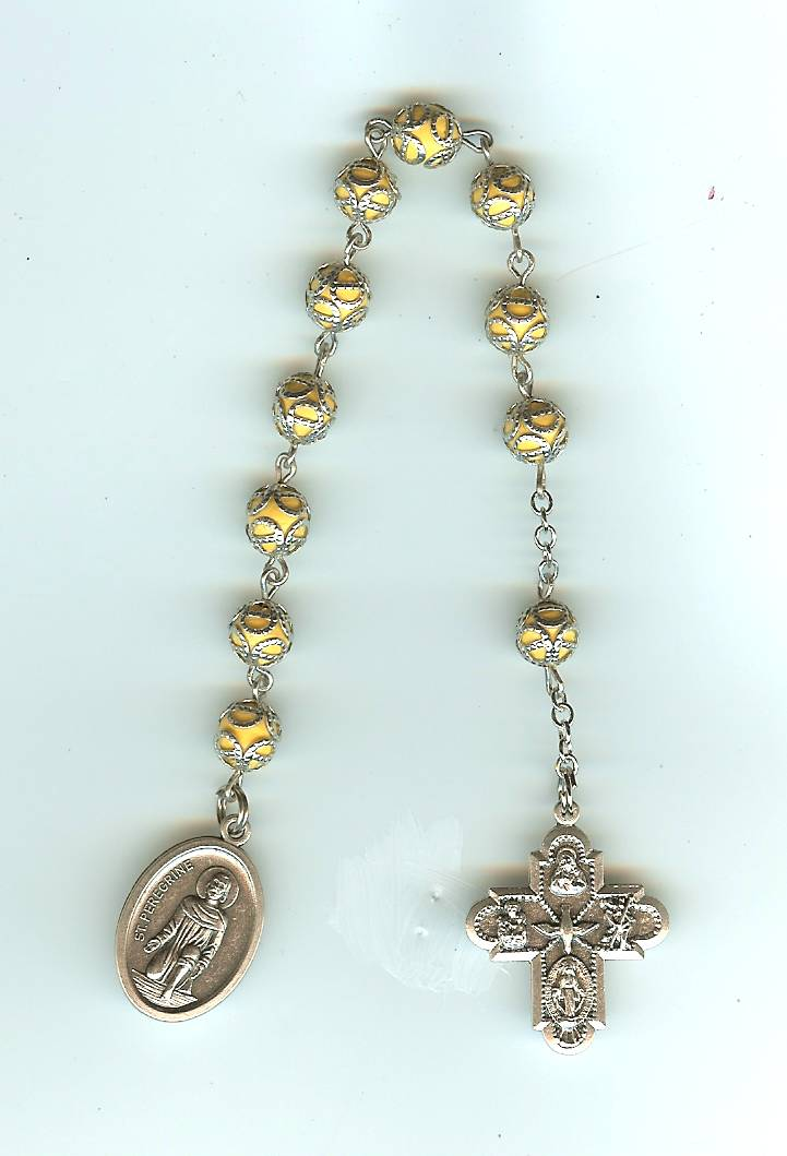 #103 St. Peregrine Prayer Chain